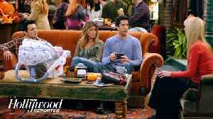 HBO Max Delays 'Friends Reunion Special | THR News [Video]