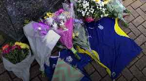 Tributes paid to former footballer Peter Whittingham [Video]