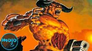 Top 10 Toughest Doom Monsters That Took All Your Ammo [Video]