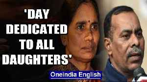 Nirbhaya convicts hanged: This is what her mother and father said | Oneindia News [Video]