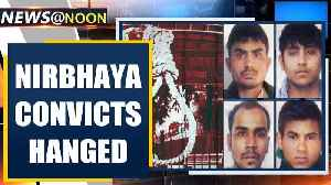 Nirbhaya case: Convicts hanged, a sense of closure for victim's parents | Oneindia News [Video]