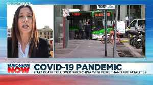 Coronavirus: Italians who fled to south as north locked down spark fears of deadly escalation [Video]