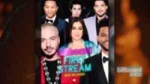 First Stream New Music From The Weeknd, J Balvin and Lauren Jaregui | Billboard News [Video]