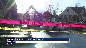 2 injured after gas leak causes home explosion on Detroit's west side [Video]