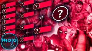 The Ultimate Superhero Bracket: Marvel | Part 1 [Video]