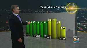 CBSMiami.com Weather 03-19-20 11PM [Video]