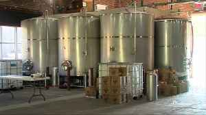 News video: West Palm Beach distillery working to make hand sanitizer