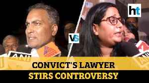 Delhi 2012 gang-rape case: Convict's lawyer questions victim, faces flak [Video]