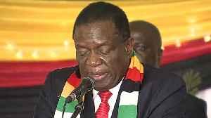 Zimbabwe: Mnangagwa declares national disaster over coronavirus [Video]