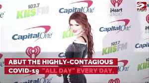 Bella Thorne worried about her mother [Video]