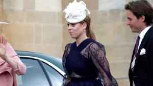 Princess Beatrice's Wedding Could Have Only Two Guests [Video]