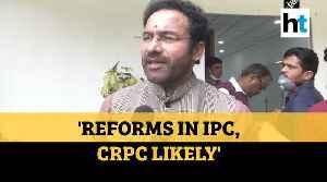 'Will bring reforms in IPC, CrPC': Union Minister on Delhi gangrape case delay [Video]