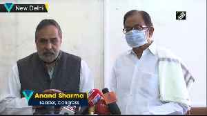 Citing pandemic coronavirus, Congress urges govt to curtail Parliament session [Video]