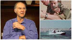 Explorer Sir Ranulph Fiennes tells his favourite tales from the Middle East [Video]