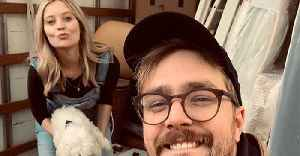 Laura Whitmore and Iain Stirling are dealing with quarantine in the best way possible [Video]