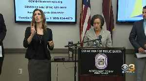 Montgomery County Officials Give Update On Effort To Test Residents For Coronavirus At Site In Ambler [Video]