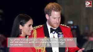 Prince Harry and Duchess Meghan share loneliness tips [Video]