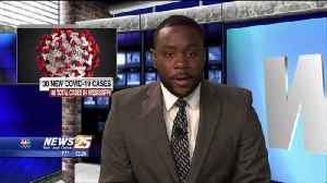 News video: 30 new COVID-19 cases; 80 total cases statewide