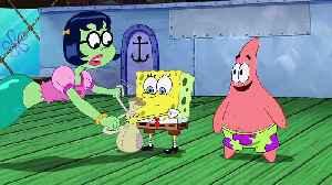 The SpongeBob SquarePants Movie Clip - You're Hot [Video]