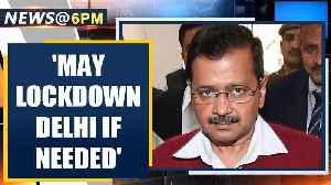 Delhi CM: May lockdown capital if needed, limited DTC buses on 22nd March | Oneindia News [Video]