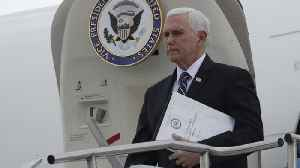 Member Of Pence's Staff Tests Positive For Coronavirus [Video]