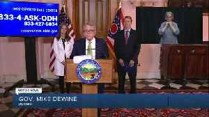 DeWine announces Ohio's first confirmed COVID-19 death [Video]