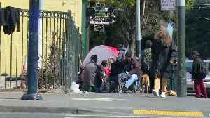 Coronavirus Separation Complicates Care for SF Homeless [Video]