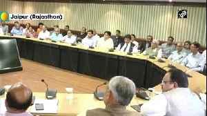 Checking community transmission of coronavirus top priority CM Ashok Gehlot [Video]