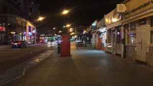 News video: London grinds to a halt as Covid-19 cases rise