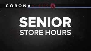 Here are the stores currently offering seniors-only hours across Colorado [Video]