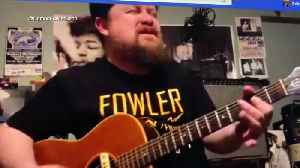 Colorado musicians, hit hard by coronavirus-related closures, take their music online [Video]