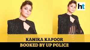 Coronavirus: FIR filed against singer Kanika Kapoor for negligence [Video]