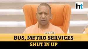 Uttar Pradesh to follow 'janta curfew'; buses, metro shut for 22 March [Video]