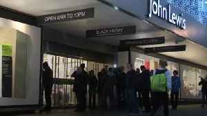 John Lewis to temporarily close all 50 stores amid coronavirus pandemic [Video]