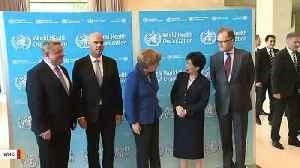 Angela Merkel Reportedly In Quarantine After Doctor Gets Coronavirus [Video]