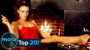 Top 20 Hottest Female Movie Villains of All Time [Video]
