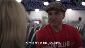 Vinnie Jones: My wife's heart transplant 'saved my life, not just hers' [Video]