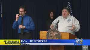 COVID-19 Puts Strain On Medical Staff In Illinois [Video]