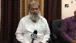 6 positive cases of coronavirus in state Haryana minister Anil Vij [Video]