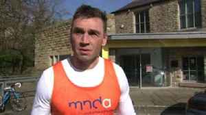 Sinfield finishes marathon for Burrow [Video]