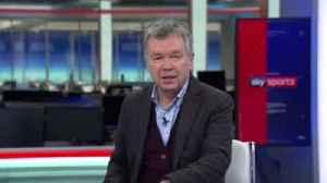 Carter keeps fit despite social distancing [Video]