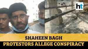 Shaheen Bagh Petrol Bomb [Video]