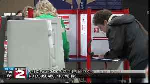 No Excuse absentee voting [Video]