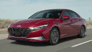 2021 Hyundai Elantra Driving Video [Video]