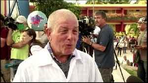 Cuban doctors arrive in Italy to battle virus [Video]