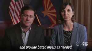 Arizona schools closed: Gov. Doug Ducey announces statewide closure of schools over coronavirus [Video]
