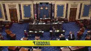 News video: Coronavirus Economic Rescue Package Hits Roadblock In Senate