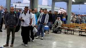Coronavirus control: occupied West Bank crossings into Israel close [Video]