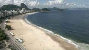 Coronavirus Keeps People Off the Copacabana, Rio's Famous Beaches Closed Amid the Virus Outbreak [Video]