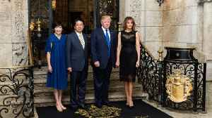 News video: Trump: Olympic Decision To Be 'Guided By The Wishes' Of Shinzo Abe